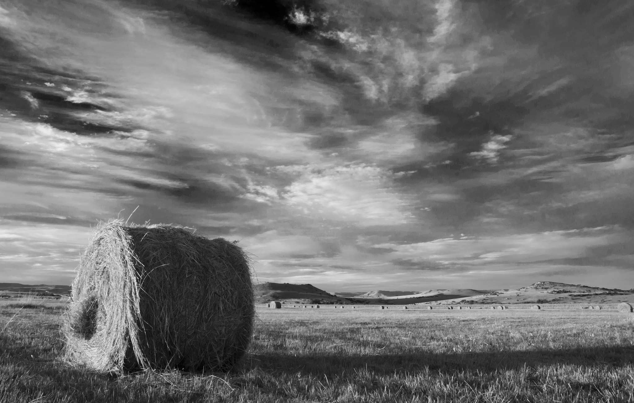 Photograph Hay bales by Aadil Adam on 500px