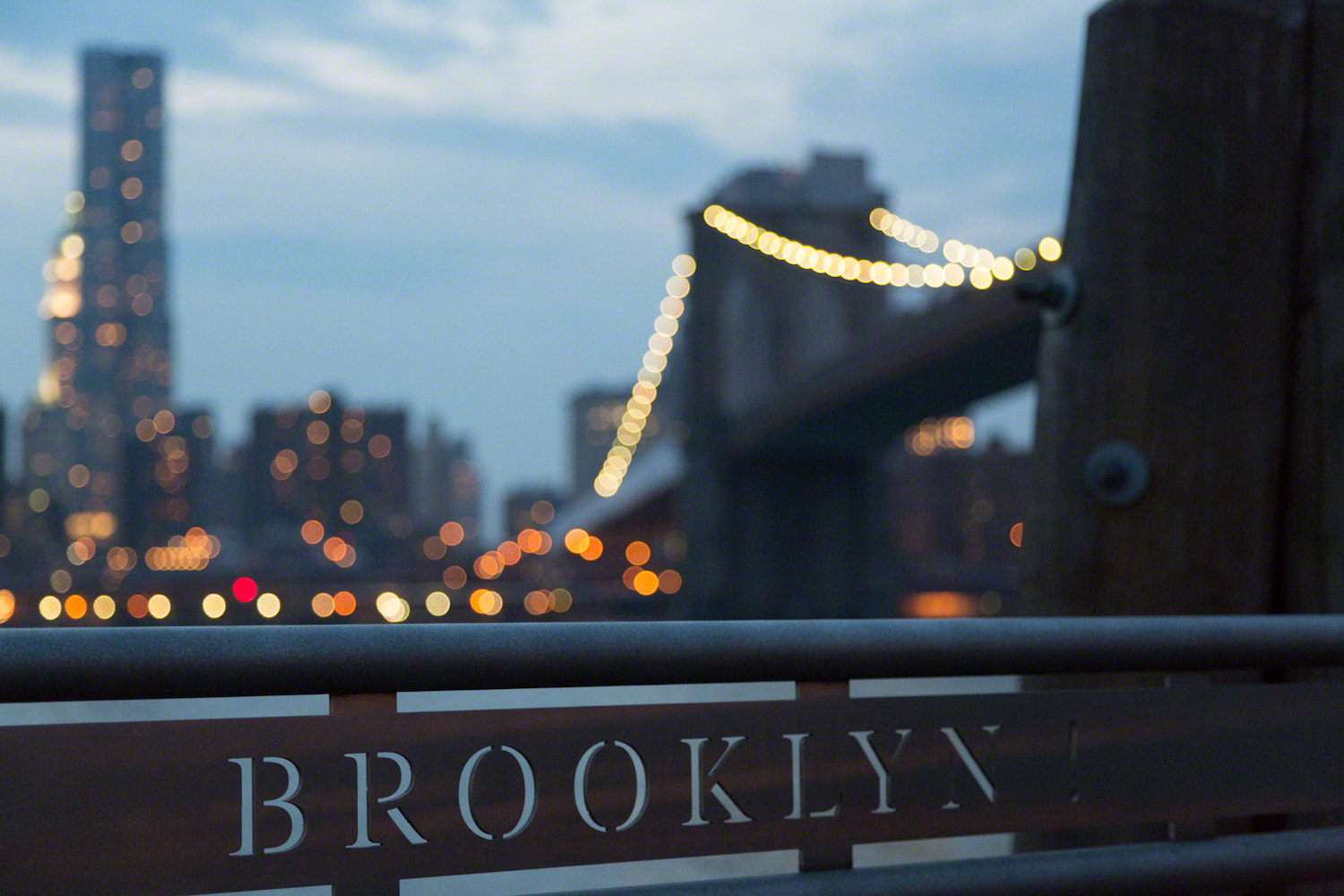 Photograph View from Pier 1 in DUMBO, Brooklyn by Jeff Lombardo on 500px