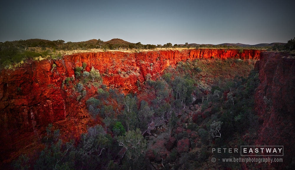 Photograph Dales Gorge Wall by Peter Eastway on 500px
