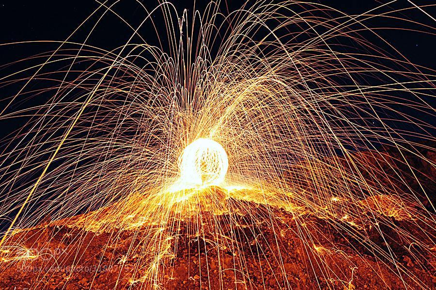Photograph Fireball by Iman Hanggi on 500px