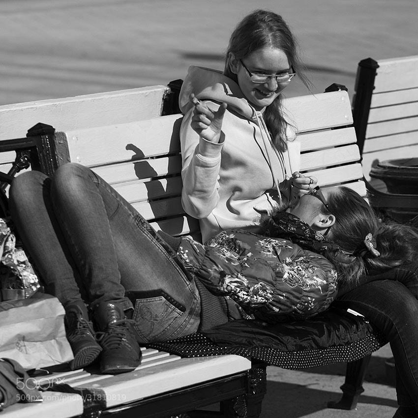 Photograph Female stories by Valery Pchelintsev on 500px