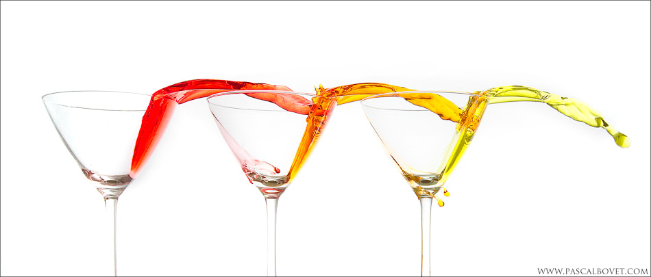 Photograph Cocktail splash by Pascal Bovet on 500px