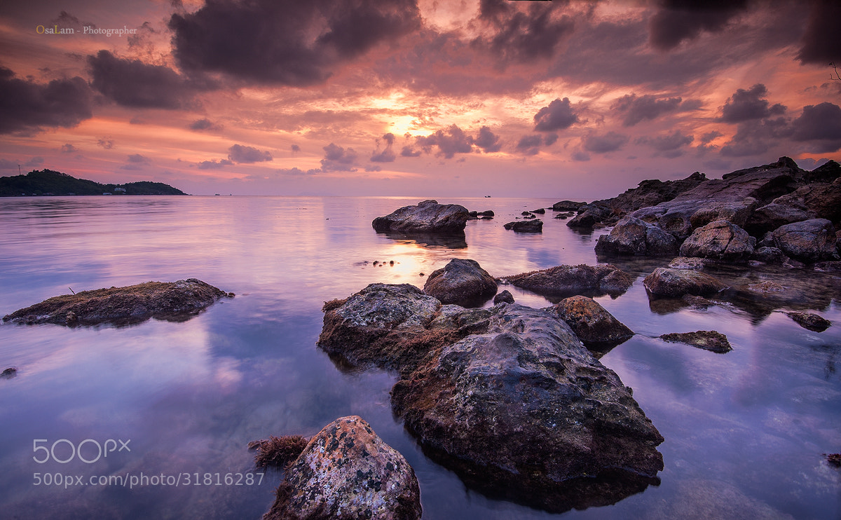 Photograph Sunrise by OsaLam  on 500px