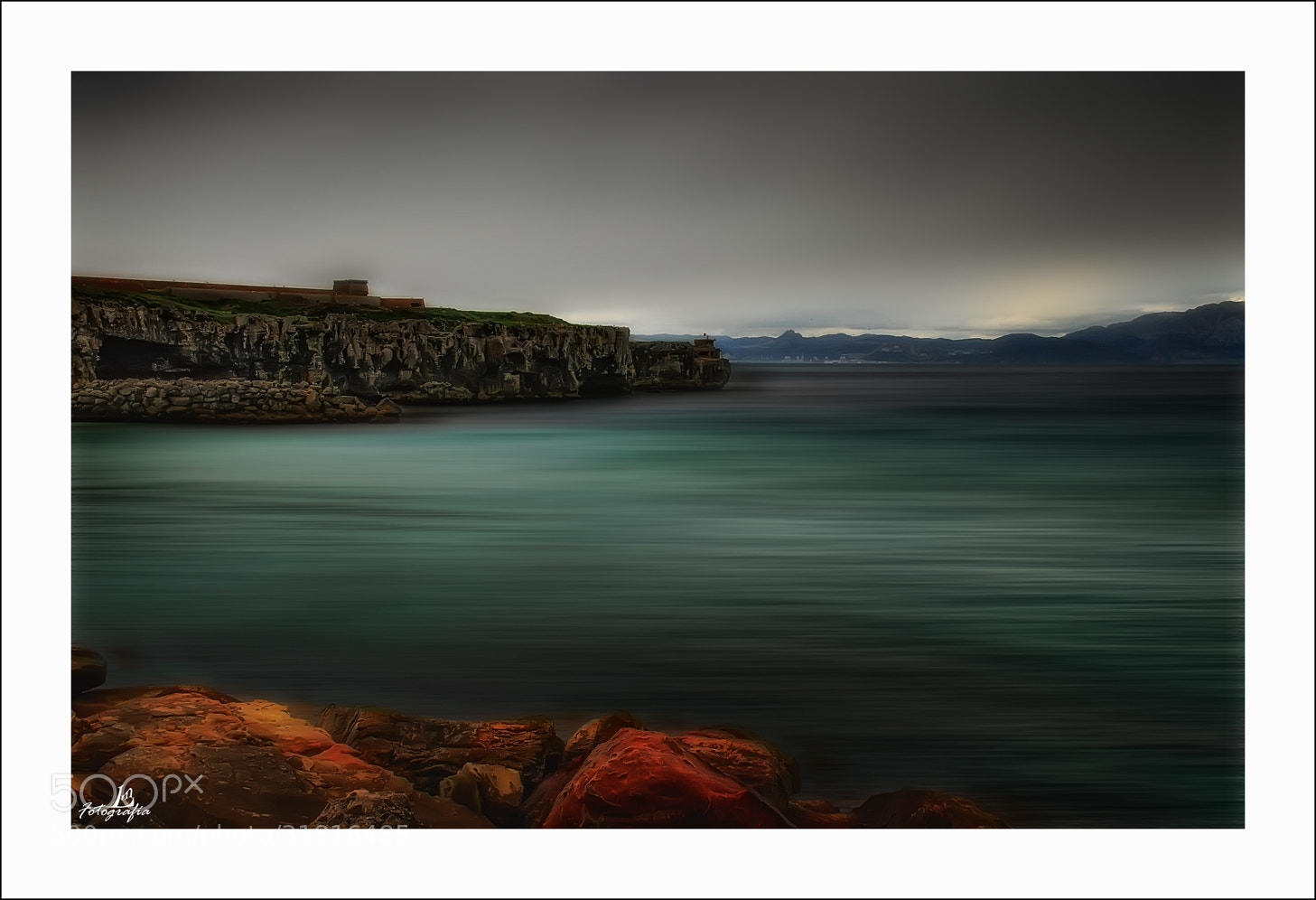 Photograph Pigeon Island, Tarifa (Cadiz, Spain) by Manuel Lancha on 500px