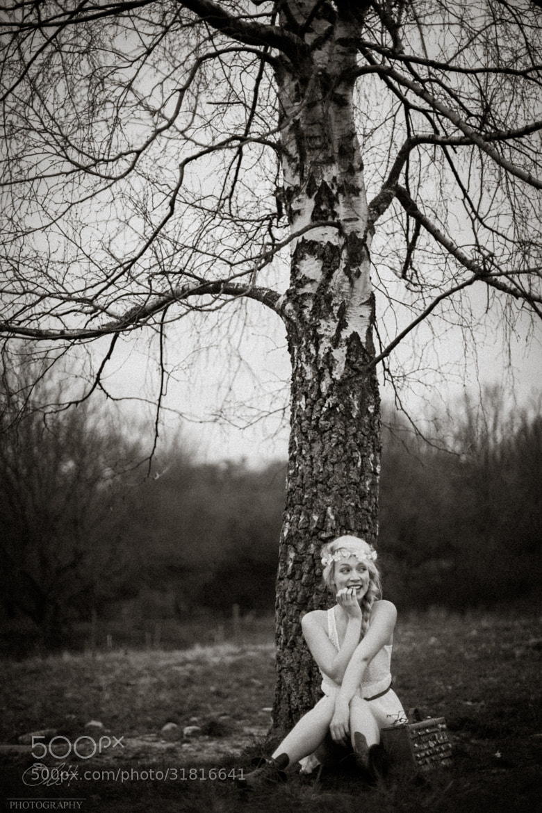 Photograph Smilin' like Marilyn by Olivier Lemarchand on 500px