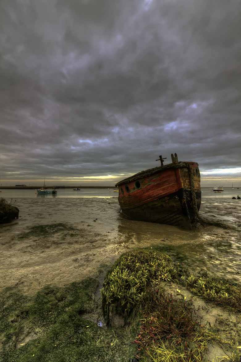 Photograph Abandoned in Orford Ness by Paul Stoakes on 500px