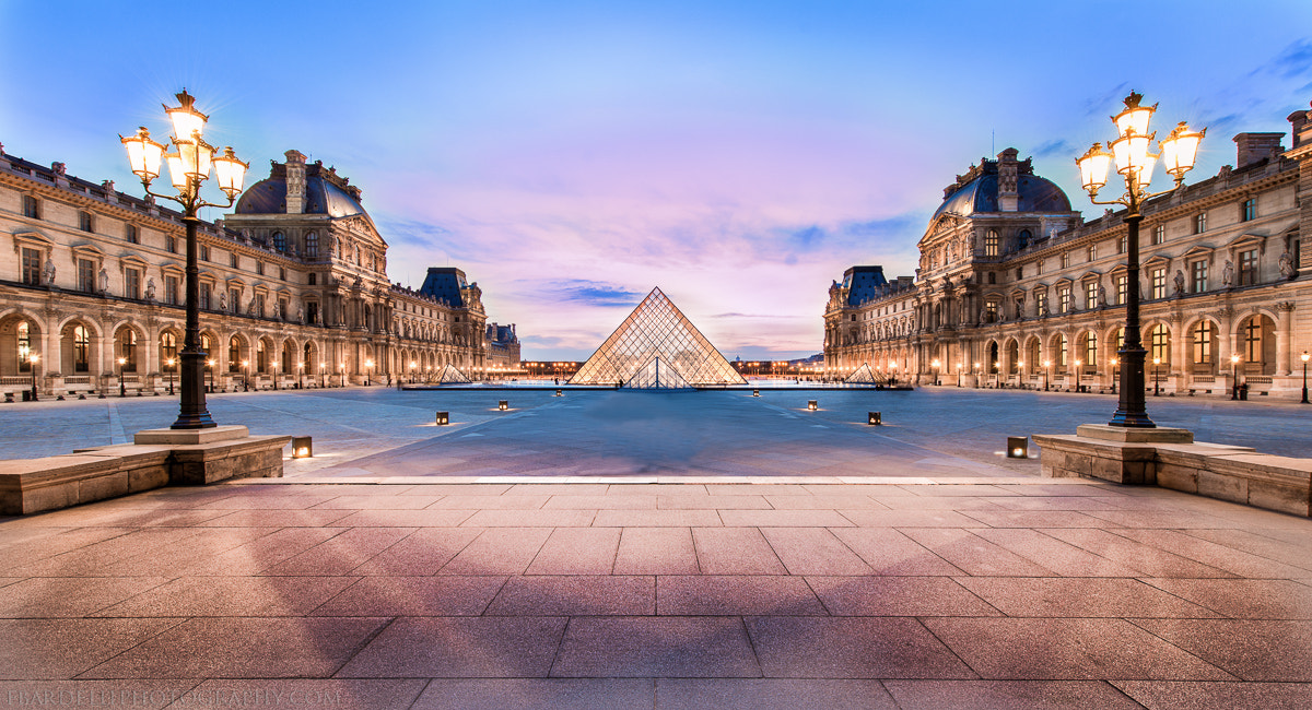 Photograph The Louvre by Fabien Bardelli on 500px