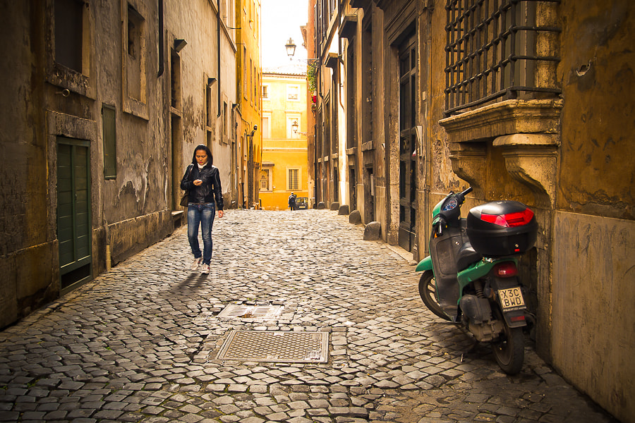 Photograph Rome by Markus Englbrecht on 500px