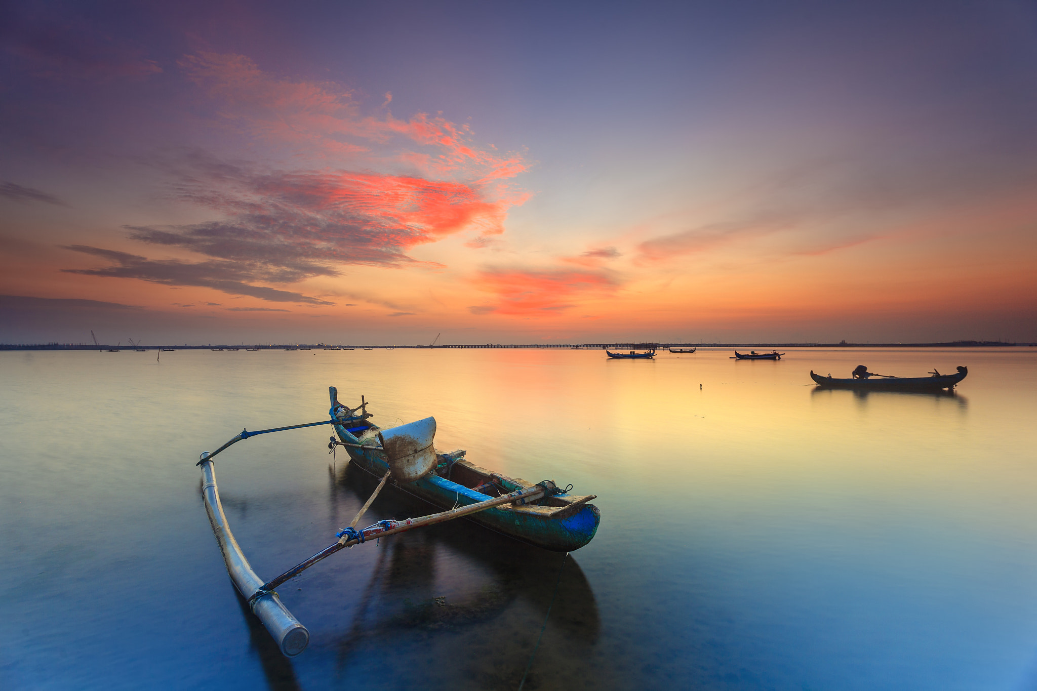 Photograph The Perahu by Parulian Parulian on 500px