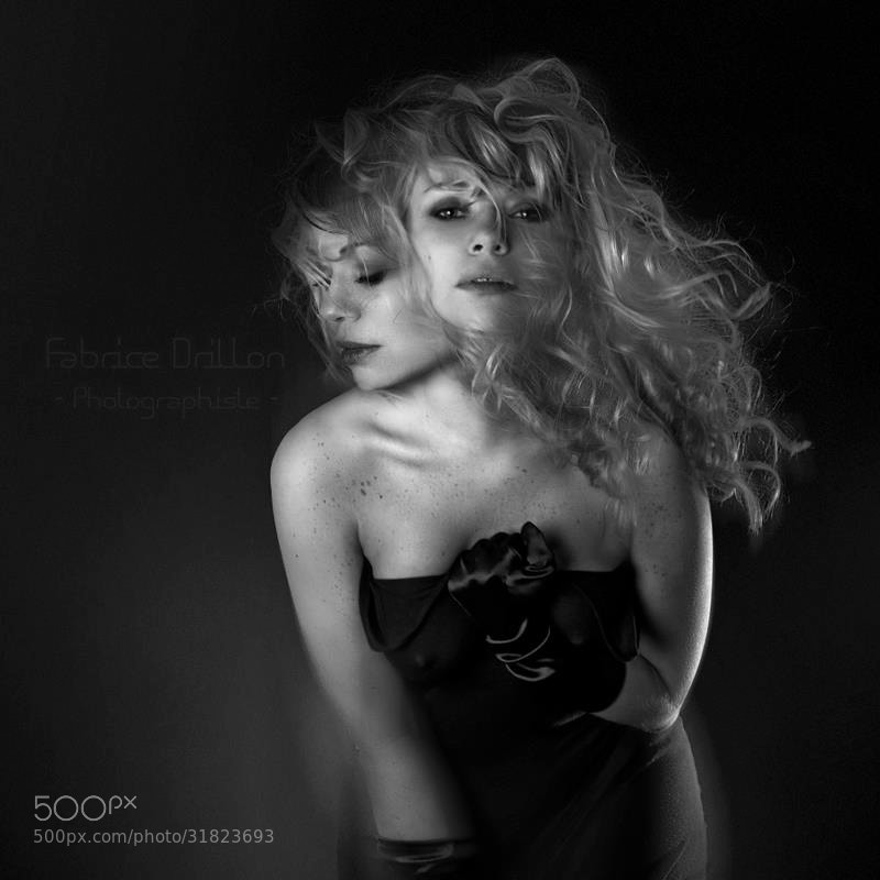 Photograph Stephanie by Fabrice Drillon-Photographiste on 500px