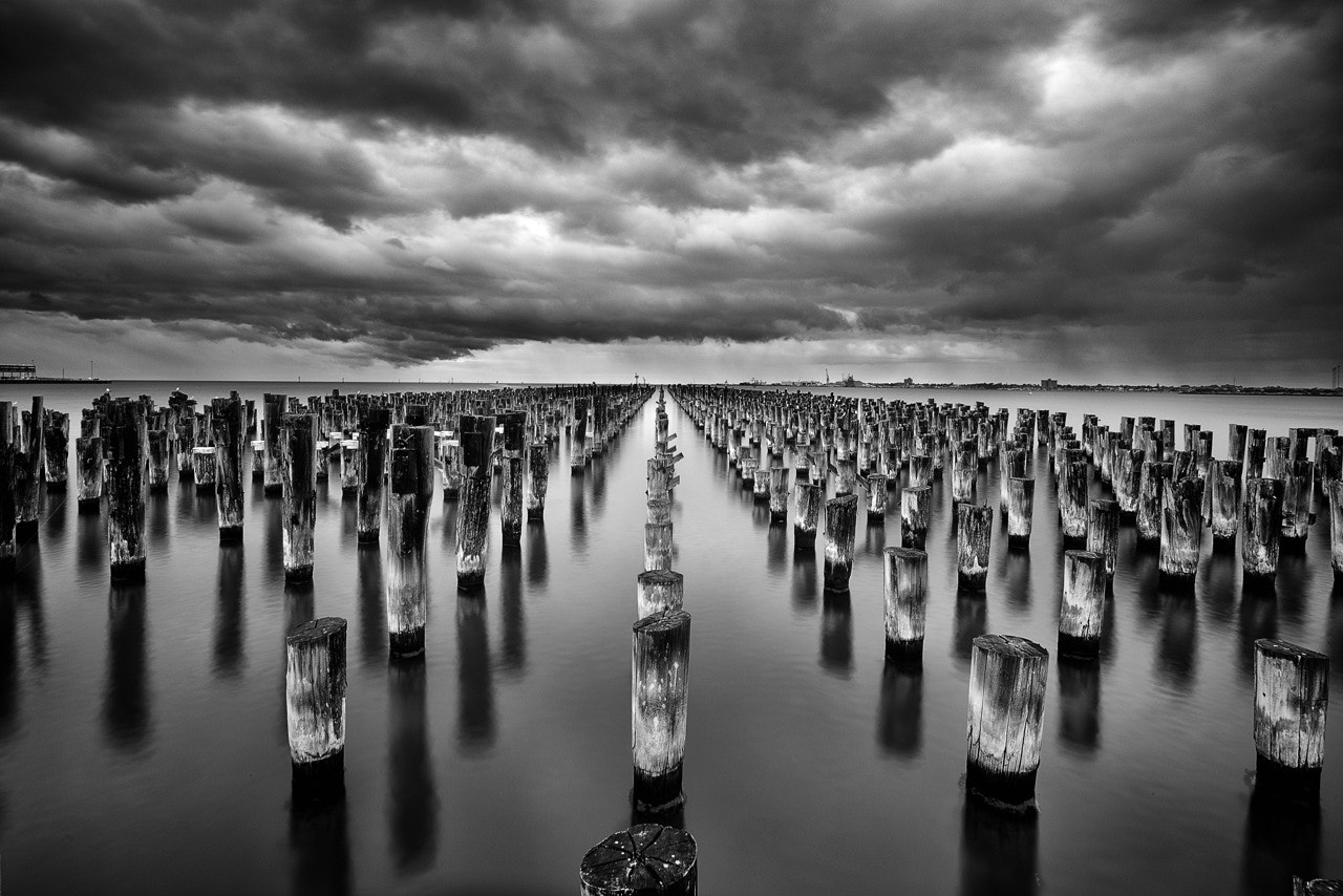 Photograph Princes Pier by Andrew Fuller on 500px