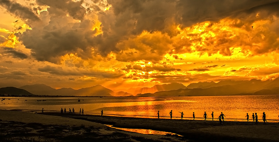 Photograph At the seaside by Amateur Pic on 500px