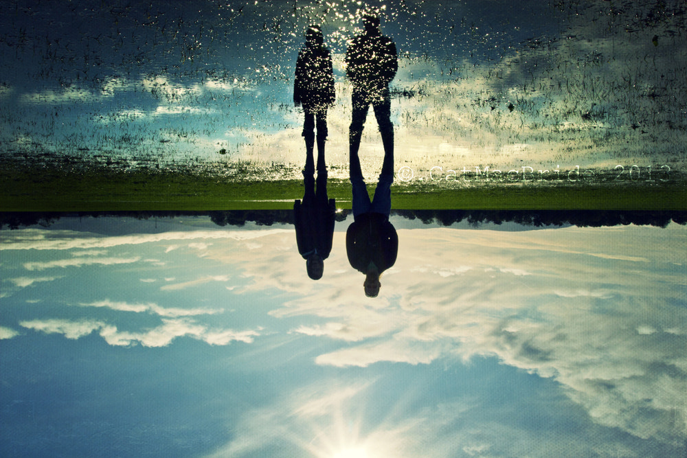 Photograph the puddle by Catherine MacBride on 500px