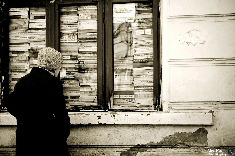 World Book Day de Alex Mazilu en 500px.com