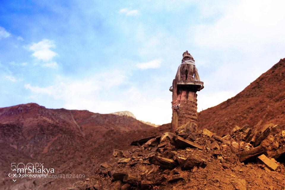 Photograph somewhere by Manish Shakya on 500px
