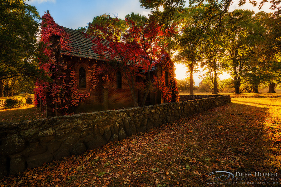 Photograph Holy Autumn Morning by Drew Hopper on 500px