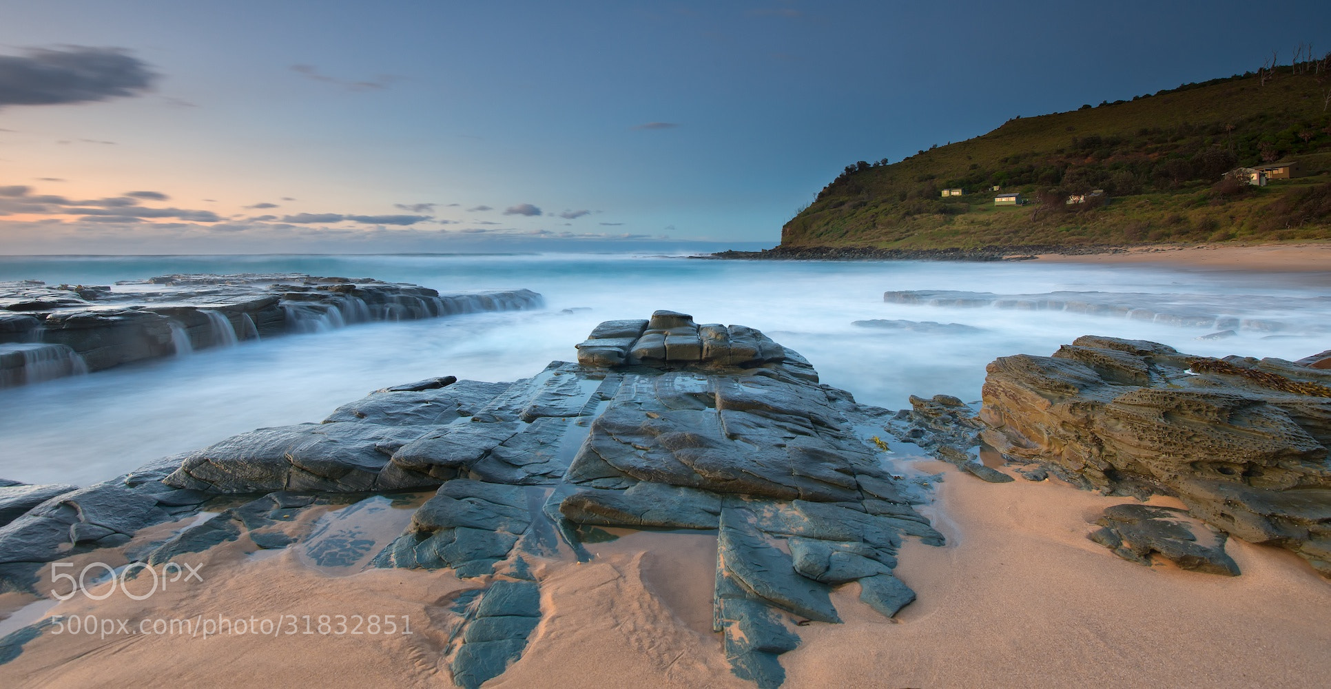 Photograph Garie beach by donald Goldney on 500px
