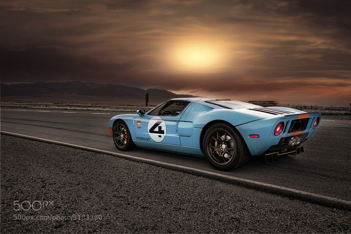 Photograph Ford GT Edit by Dale  Martin on 500px