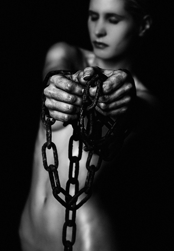Photograph break my chains by Bruno Miller on 500px