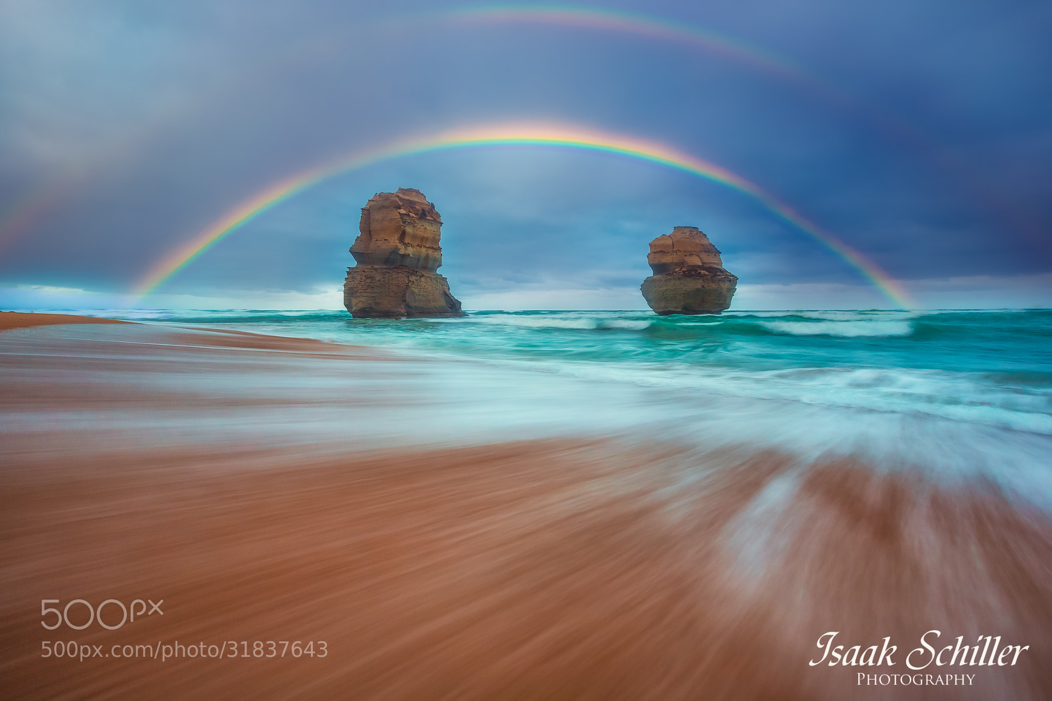 Photograph Double Arch by Isaak  Schiller on 500px