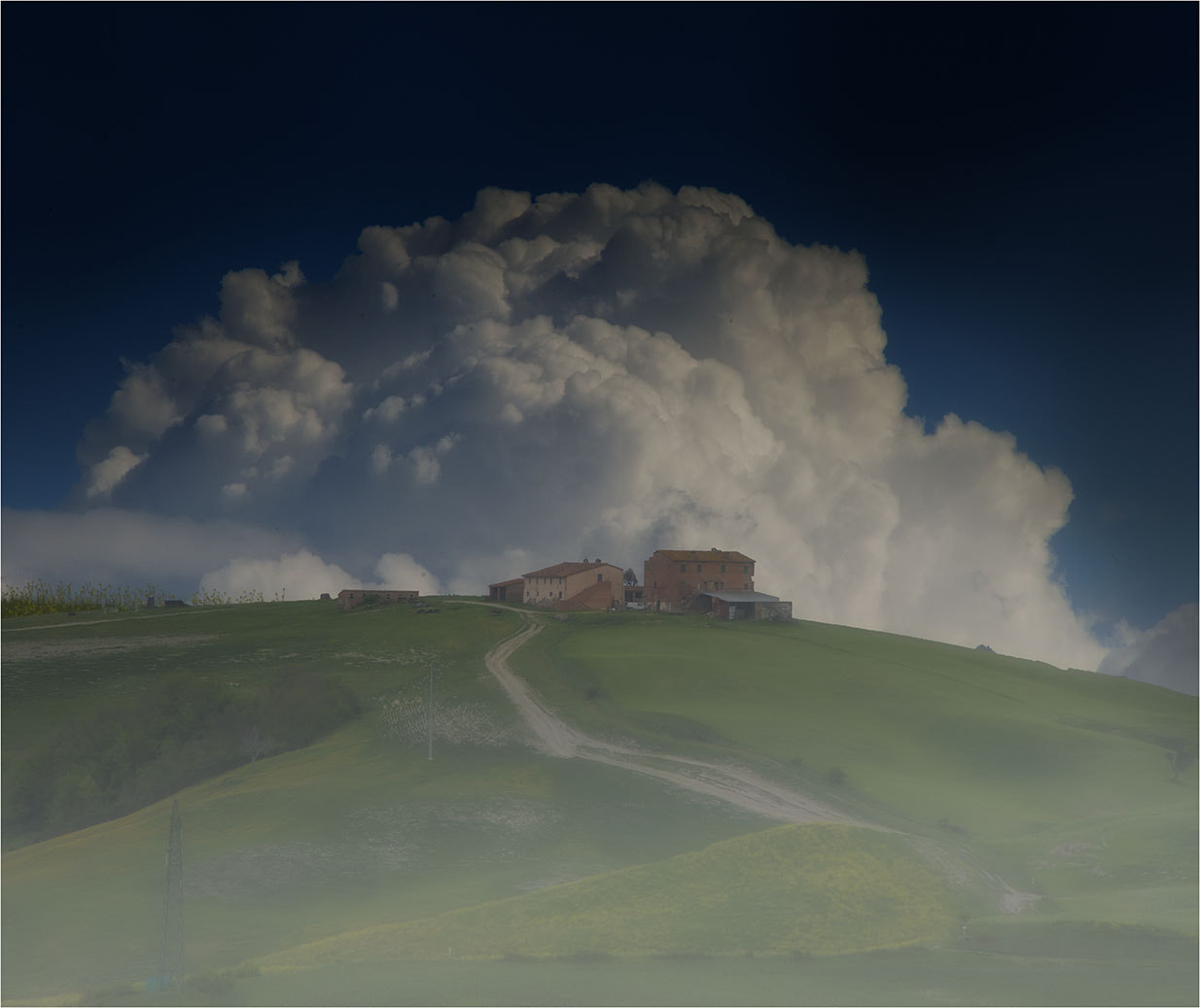 Photograph Valdorcia by Roberto Paglianti on 500px