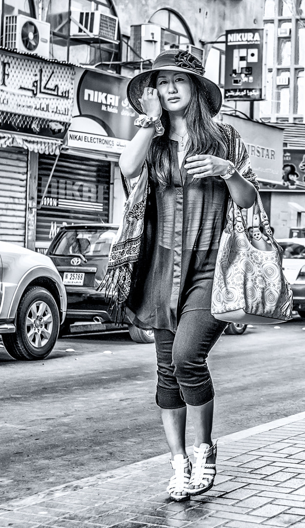 Photograph Chinese shopping girl by Chris_Pienaar3 on 500px