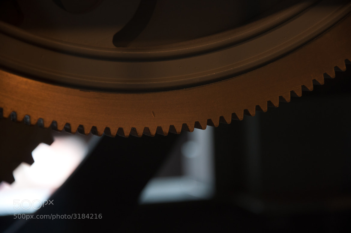 Photograph Clockwork by Andreas Sauer on 500px