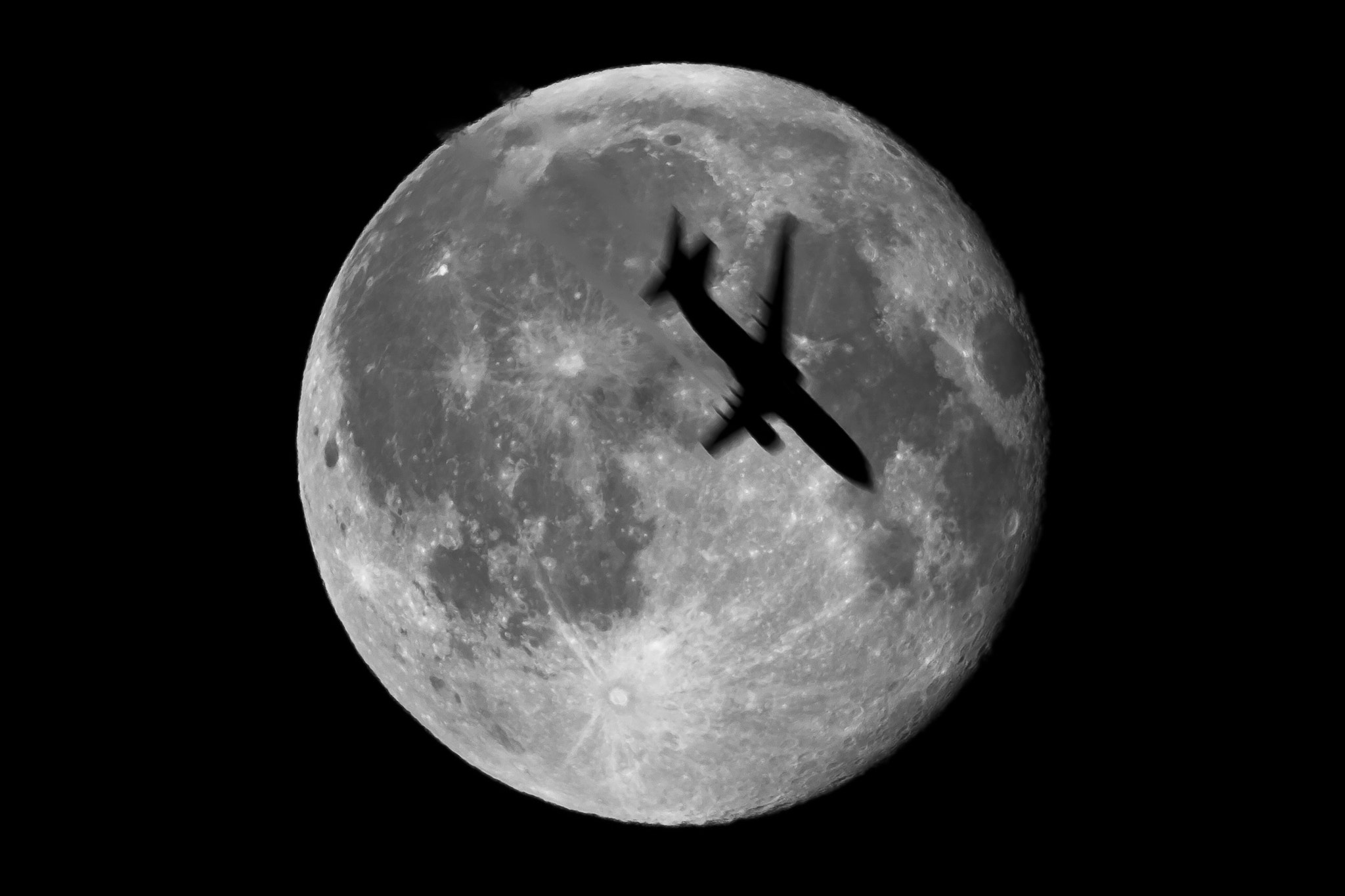Photograph Fly Me to the Moon by John Spade on 500px