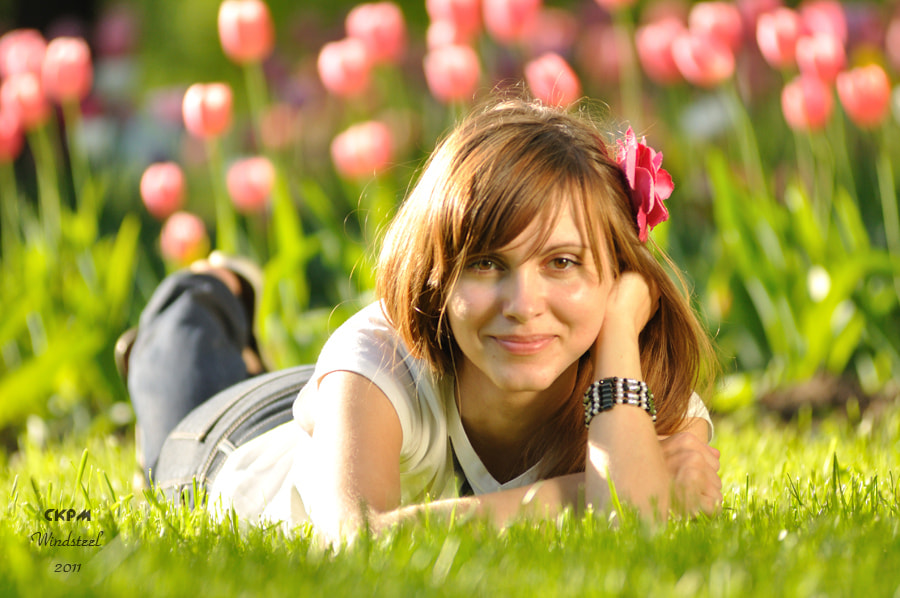 Photograph Kate in may (Кэтрин, май) by Andrey Porutin on 500px