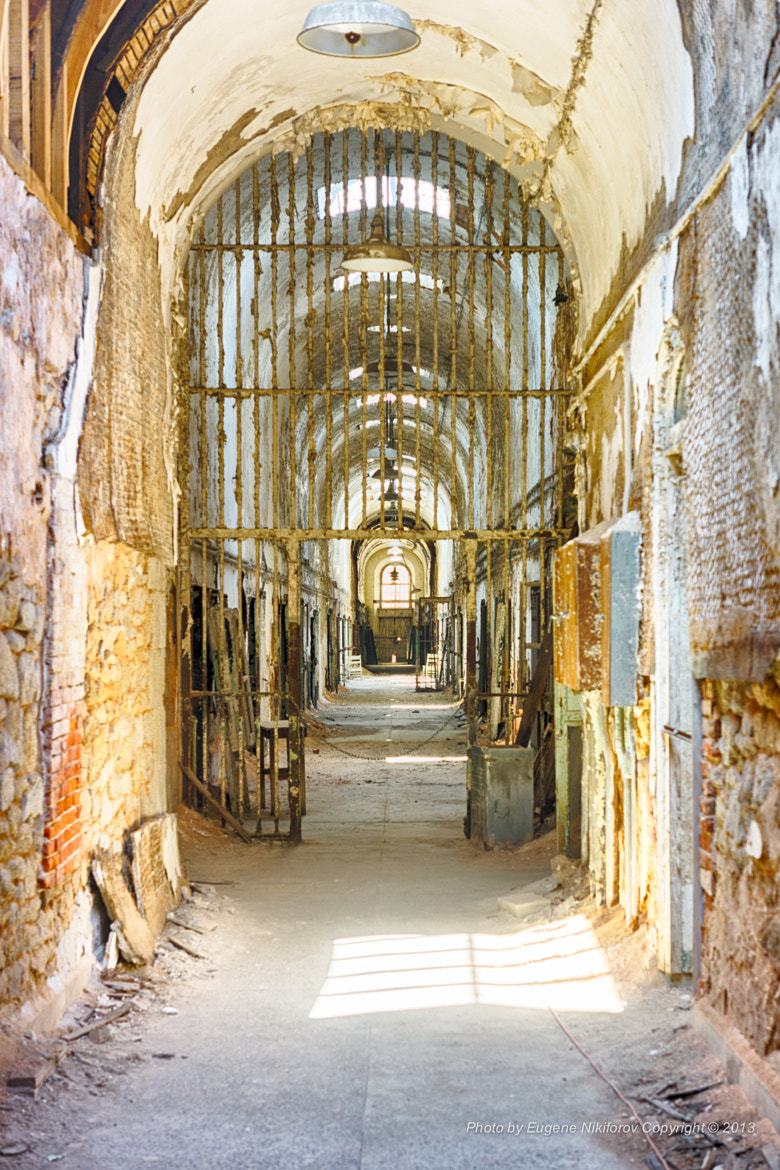 Photograph Eastern State Penitentiary by Eugene Nikiforov on 500px