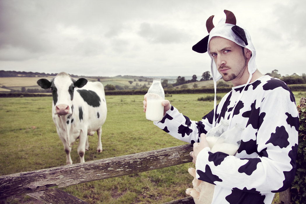 Photograph Udderly Ridiculous by Carly Wong on 500px