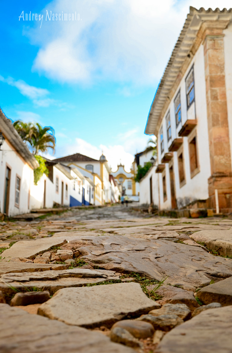 Photograph Tiradentes's Street by Andrey Nascimento on 500px