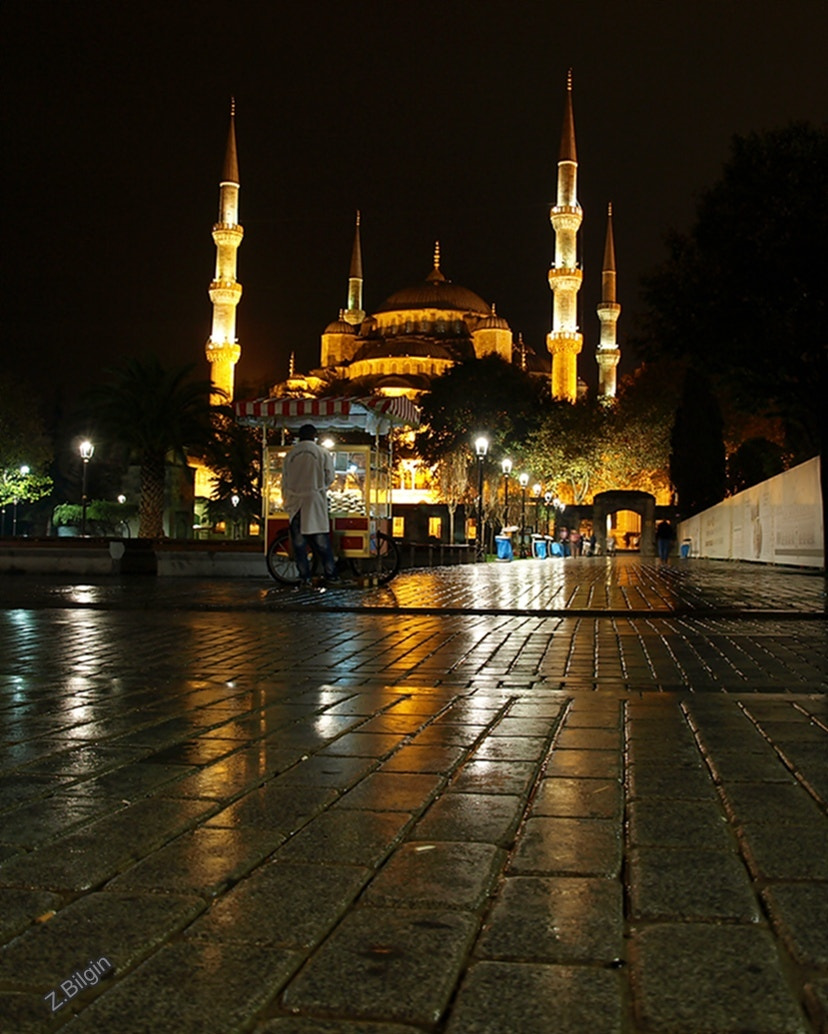 Photograph Sultanahmet mosque.. by Zeki Bilgin on 500px