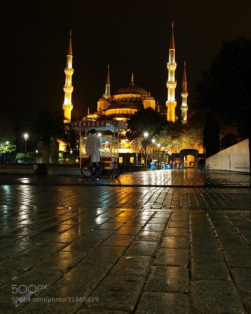 Photograph Sultanahmet mosque.. by Zeki Bilgin on 500px