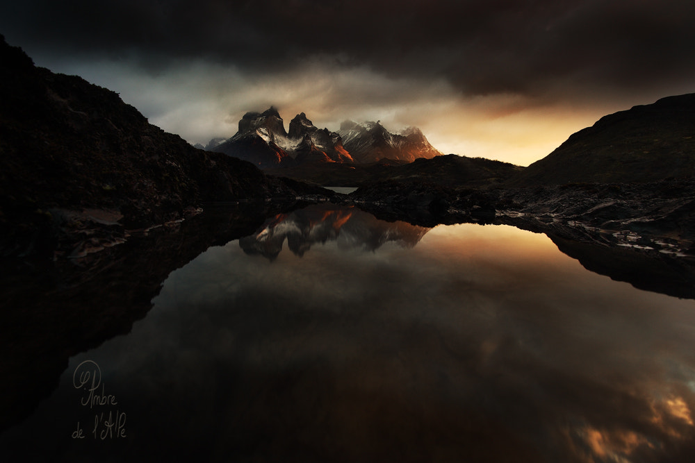 Photograph Summoning the Fire. by Ambre De l'AlPe on 500px