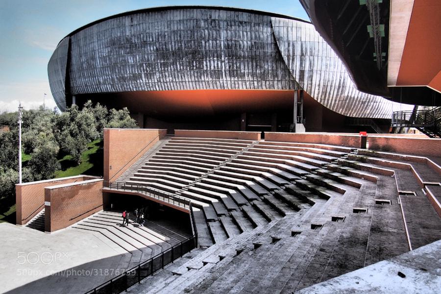 Photograph Auditorium (5) by Bruno Panieri on 500px