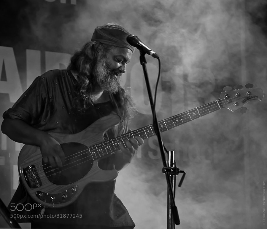 Photograph The bass  by Krishanu  Das on 500px