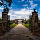 ������, ������: Boone Hall Plantation