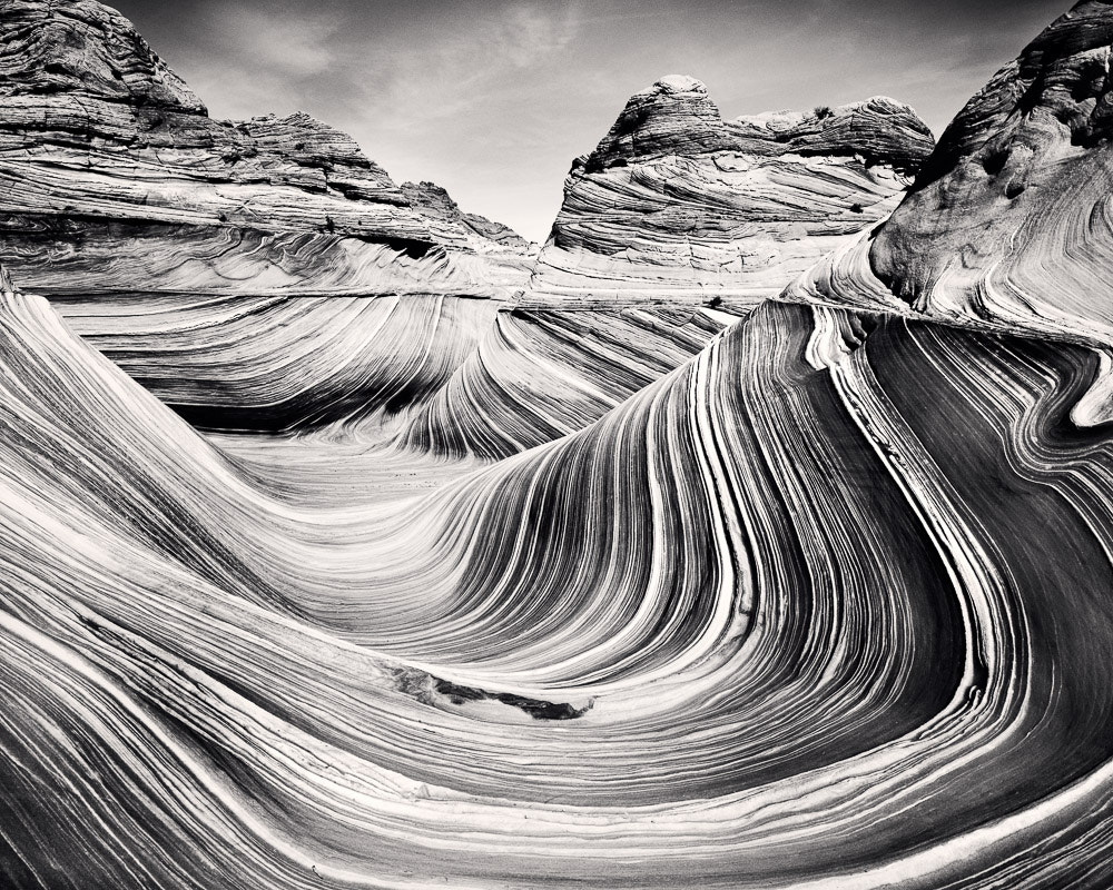 Photograph [The Wave - Coyote Buttes],*4x5 - USA by Ronny Ritschel on 500px