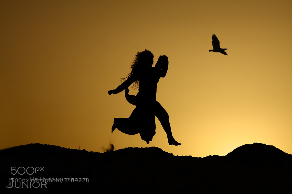 Photograph Fly with Me by Hussain Tarooti on 500px
