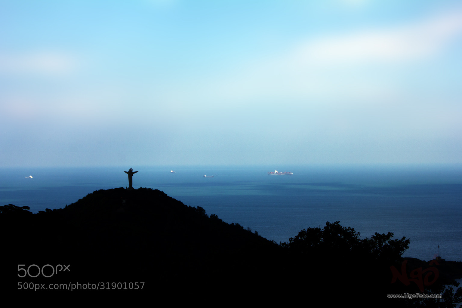 Photograph going to rain in Vung Tau by [Ngố] Photo on 500px