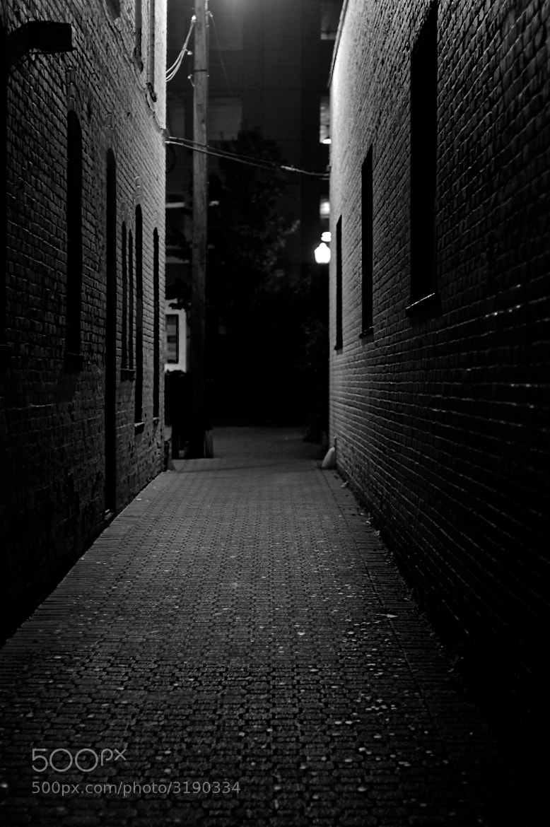 Photograph Church Street Alley by Sam Commarato on 500px