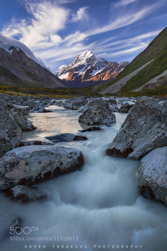 Photograph Aoraki by Koveh Tavakkol on 500px