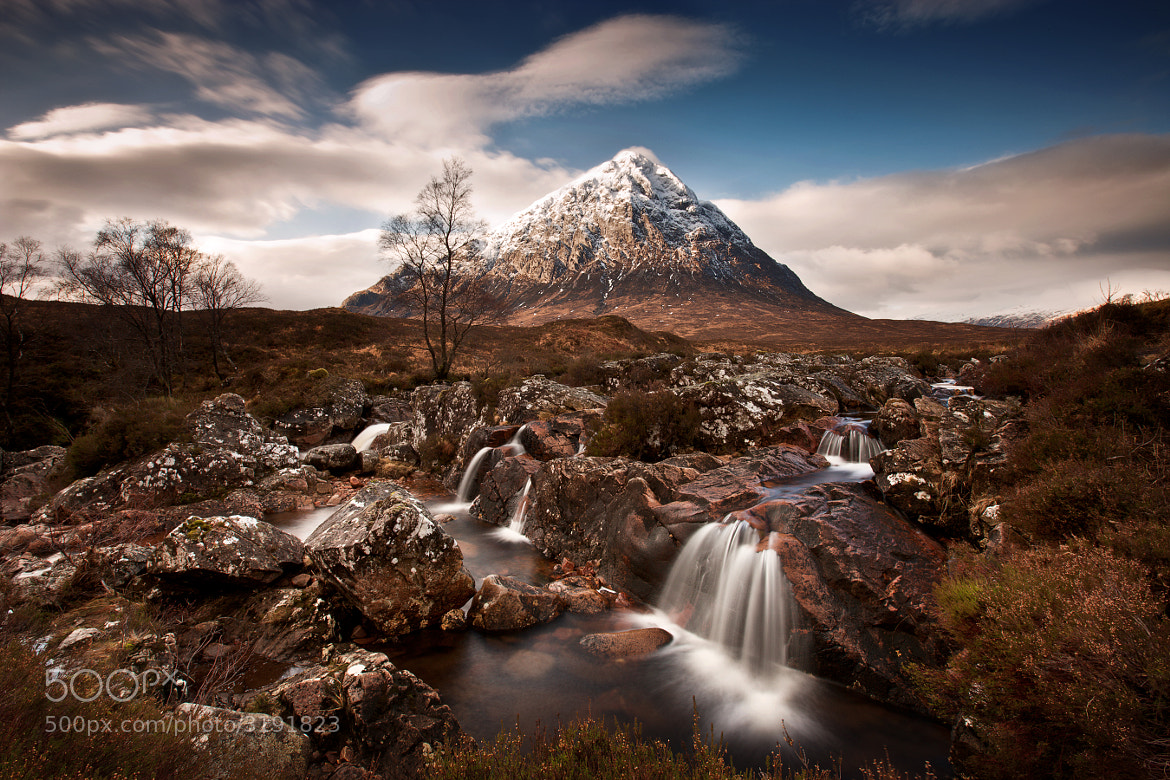 Photograph Buachaille Etive Mor by John  Taggart on 500px