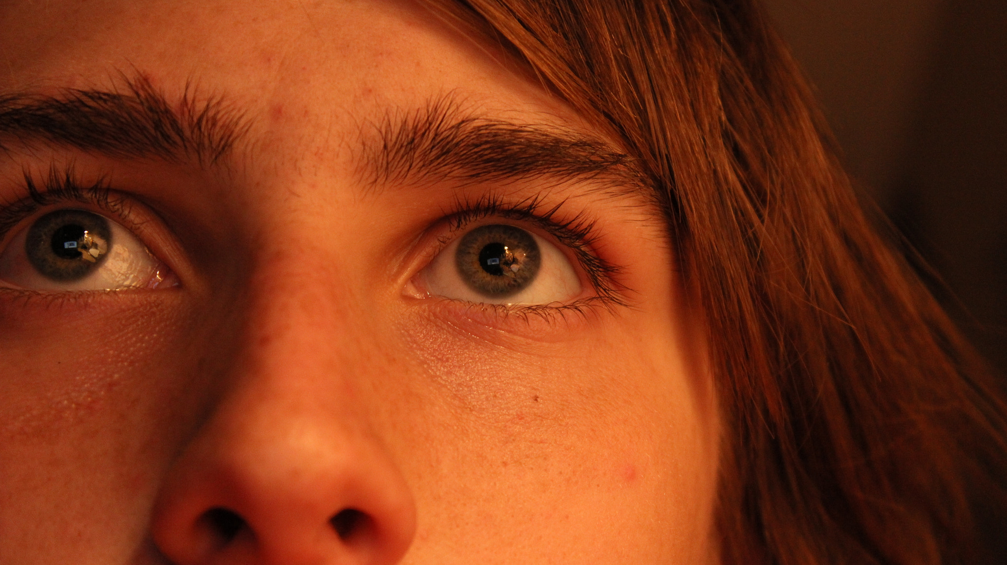 Photograph Eyes by Michael Labelle on 500px