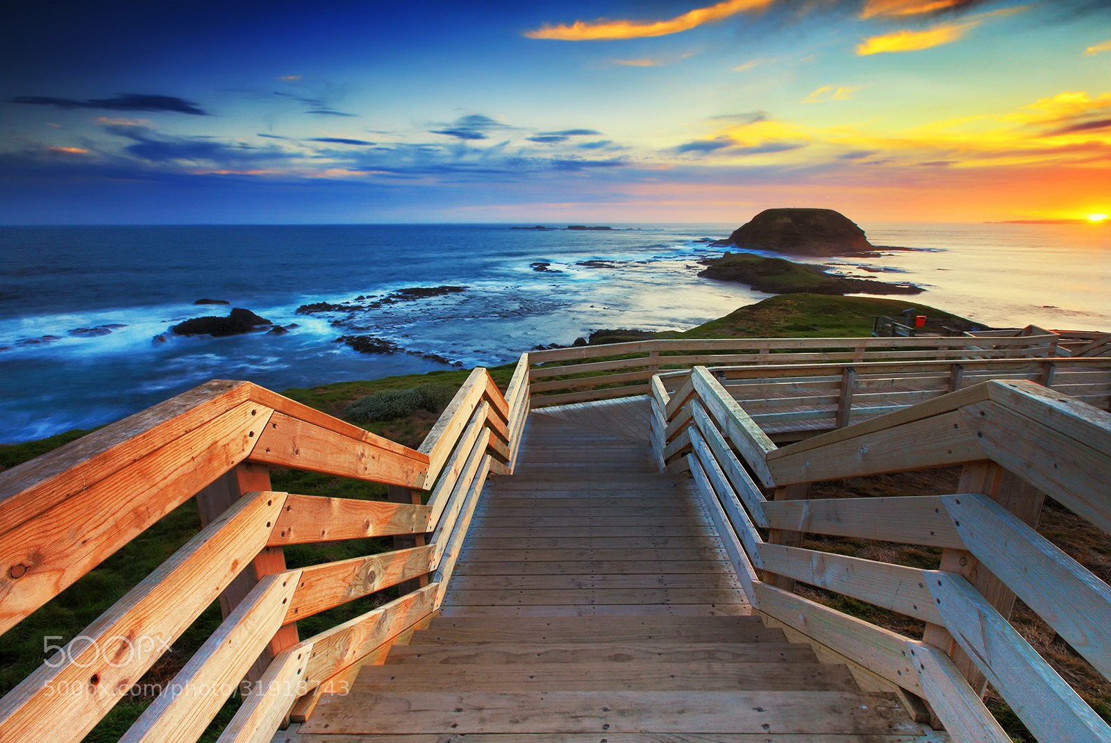 "Photograph ""The stair of Phillip"" by Goff Kitsawad on 500px"