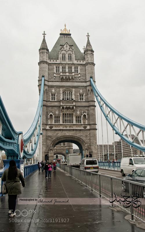 Photograph Tower Bridge by Ahmad Junaid on 500px