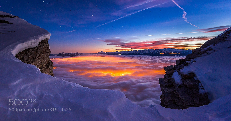 Photograph Incandescent morning by Joris Kiredjian on 500px