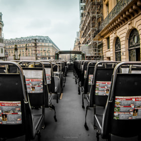 Le Touriste Carriage