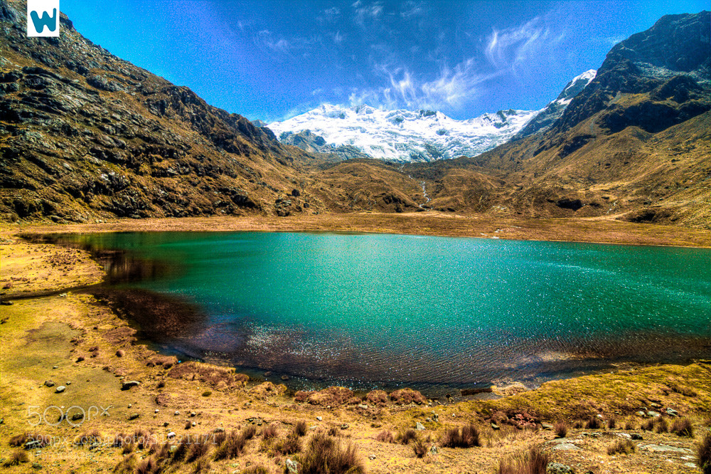 Photograph Lake near Huancyo by Jan Wachtmeester Photography on 500px